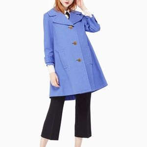 Kate Spade Madison Ave. Collection Marcheline Coat